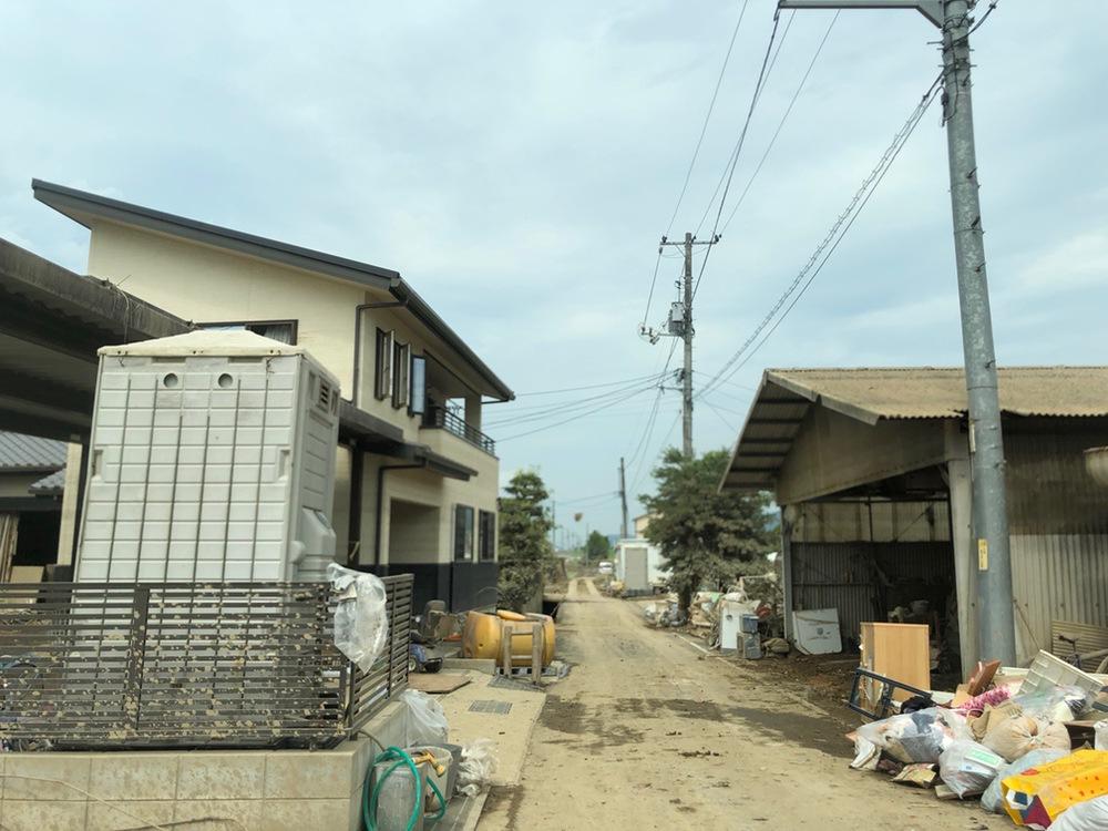 平成30年7月豪雨で岡山県倉敷市も被災