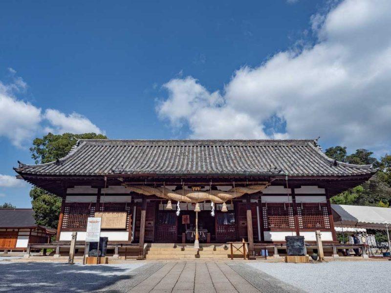 阿智神社 〜 山の上から倉敷を見守る総鎮守。祭るのは航海の神様