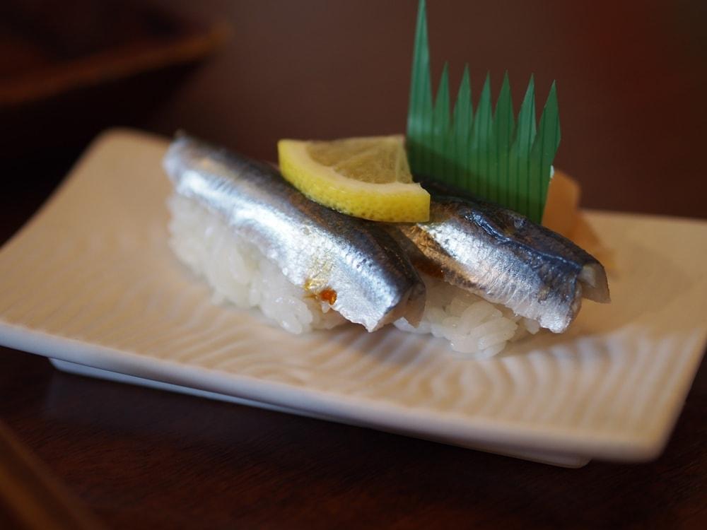 美観地区 カモ井 ままかり寿司