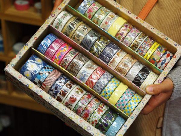 TANE(タネ) ~ 選ぶ時間も楽しんで!倉敷発祥「mt」専門店でマスキングテープデコレーション体験