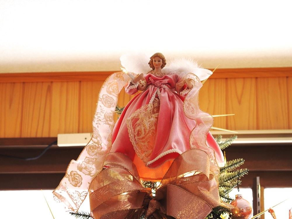 ファーザークリスマス 天使ガブリエル
