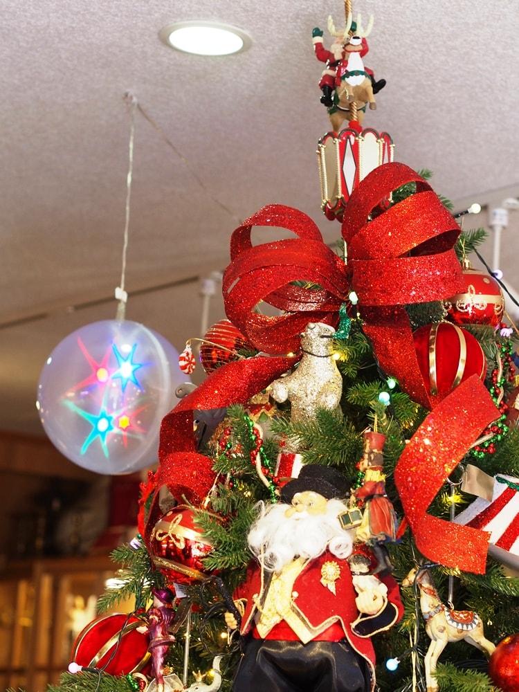 ファーザークリスマス サンキューツリー