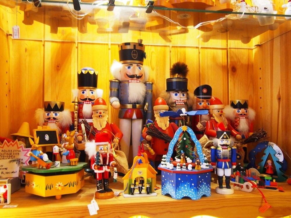 ファーザークリスマス くるみ割り人形