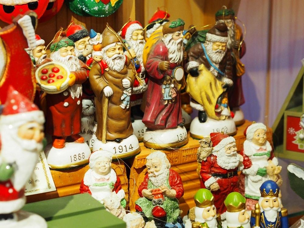 ファーザークリスマス 瀬戸物