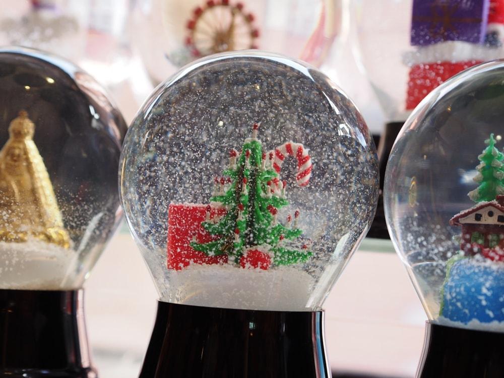 ファーザークリスマス スノードーム