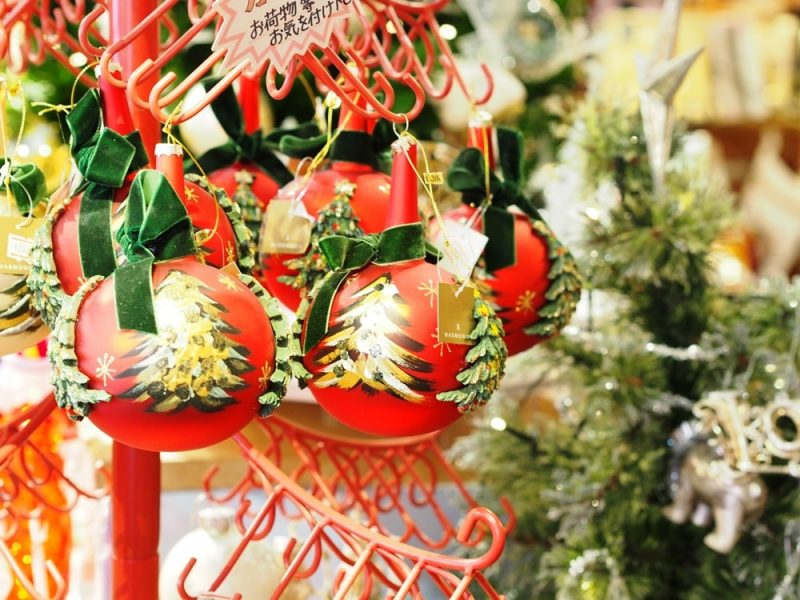 ファーザークリスマス ツリー