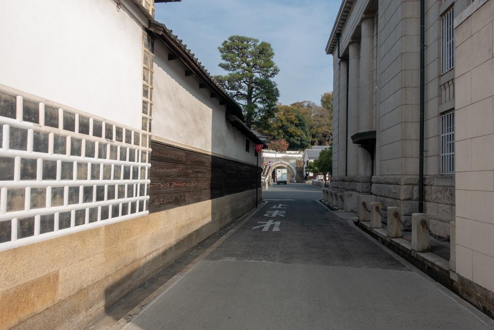 竹宝堂 アクセス 倉敷川から