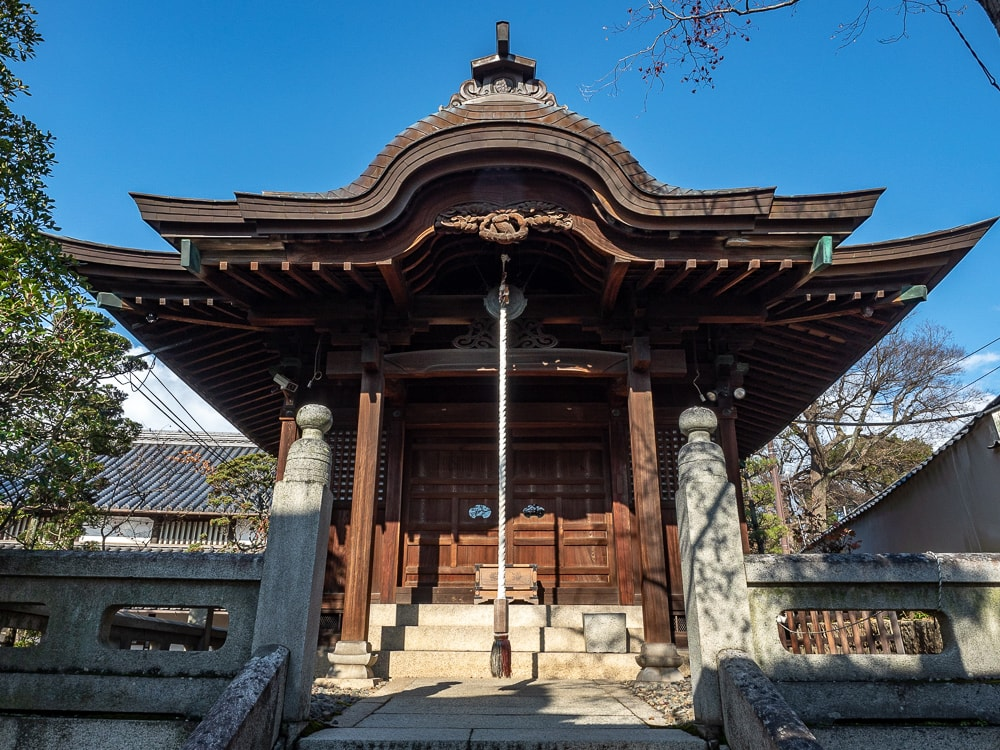 観龍寺 妙見堂(妙見宮)