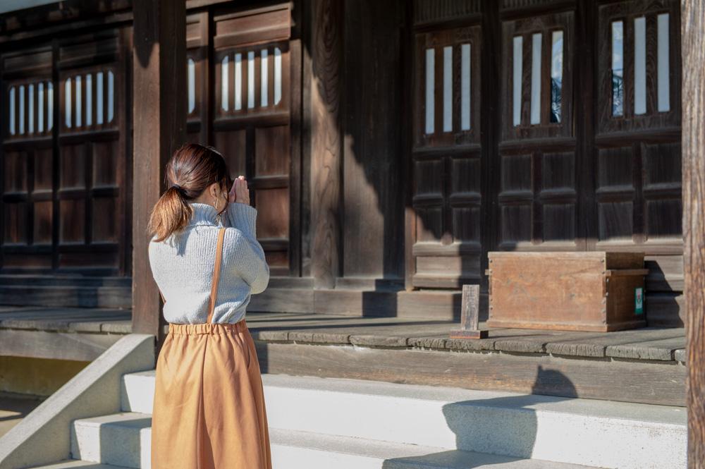 観龍寺 本堂