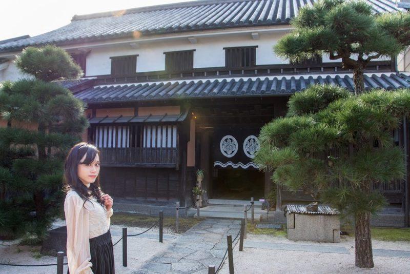 大橋家住宅 ~ 江戸時代の生活に思いを馳せる、倉敷町屋の重要文化財