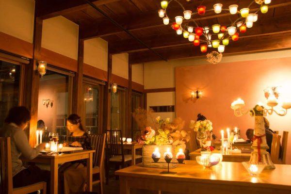キャンドル卓 渡邉邸 〜 美観地区すぐ近く、キャンドルの明かりと楽しむ創作フレンチ
