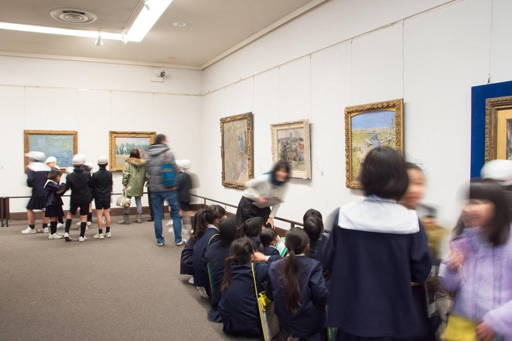 大原美術館の活動