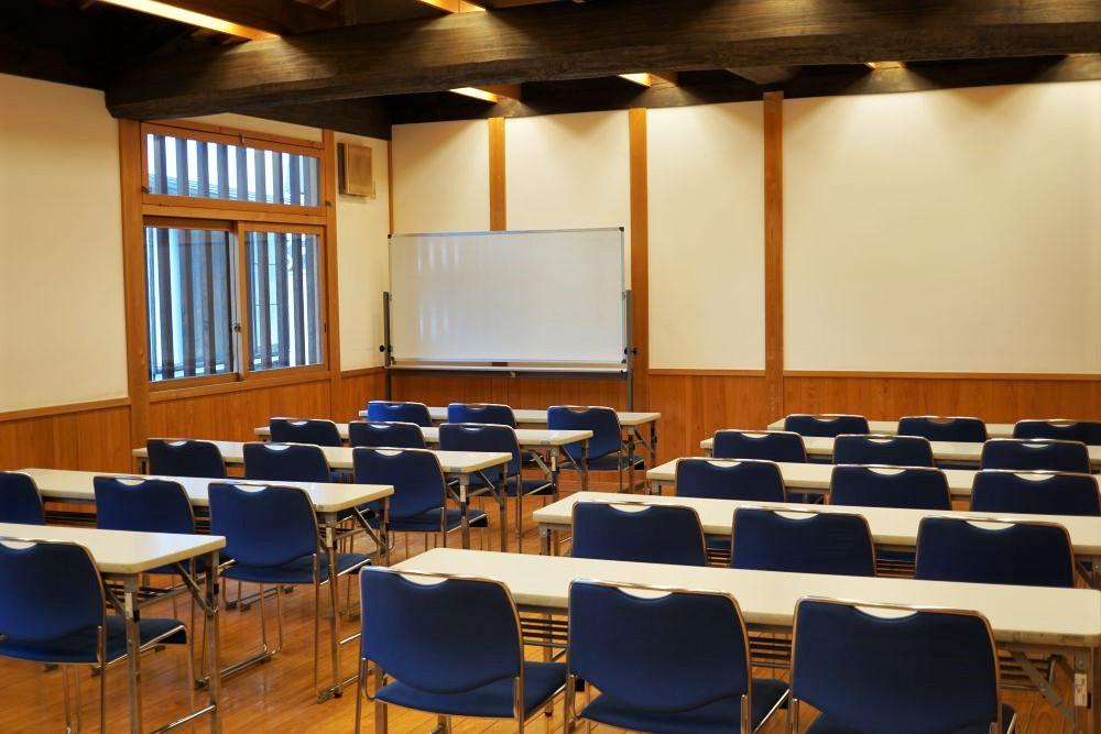 倉敷物語館 会議室