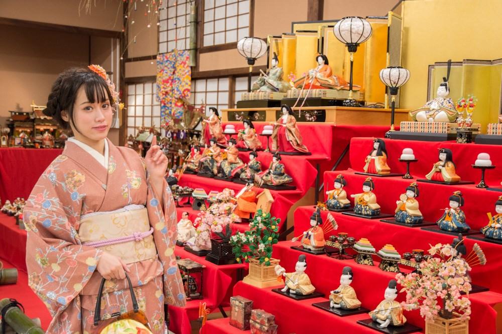 第16回倉敷雛めぐり2019 〜 たくさんのお雛さまと出会う華やかな春イベント