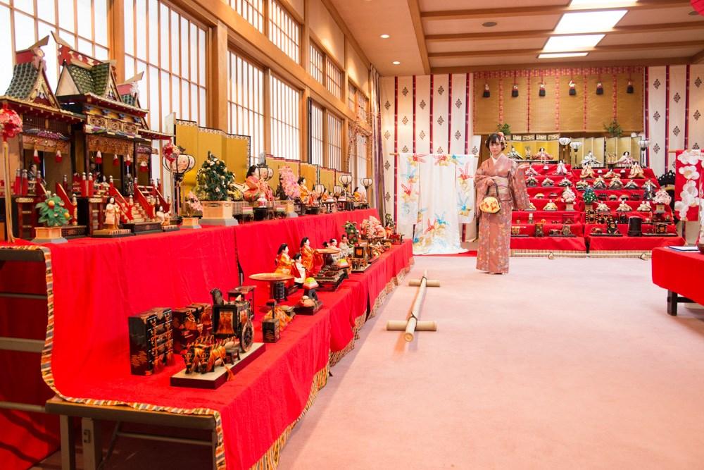 倉敷雛めぐり 阿智神社