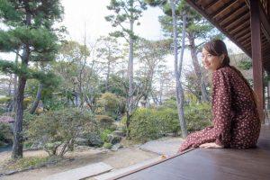 新渓園 ~ 眺めて歩ける日本庭園と、56畳の和室を持つ建物でのんびり