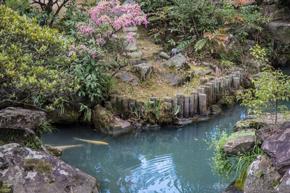 新渓園 日本庭園