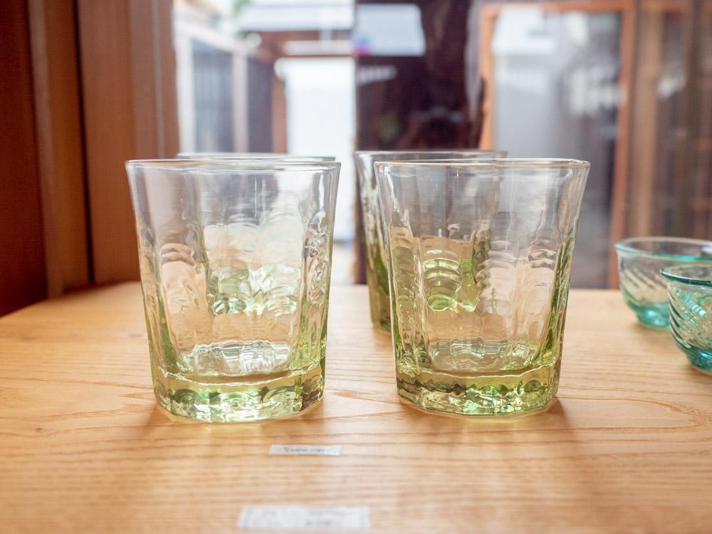 倉敷中島屋:いぐさガラス