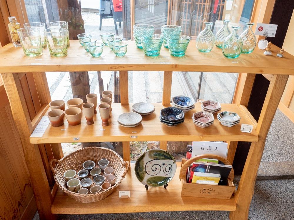 倉敷中島屋:ガラス製品