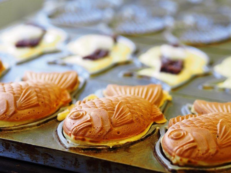 たい焼本舗 ~ 元パン職人が作る「ふんわり、ふわふわ」が美味しいたい焼屋さん