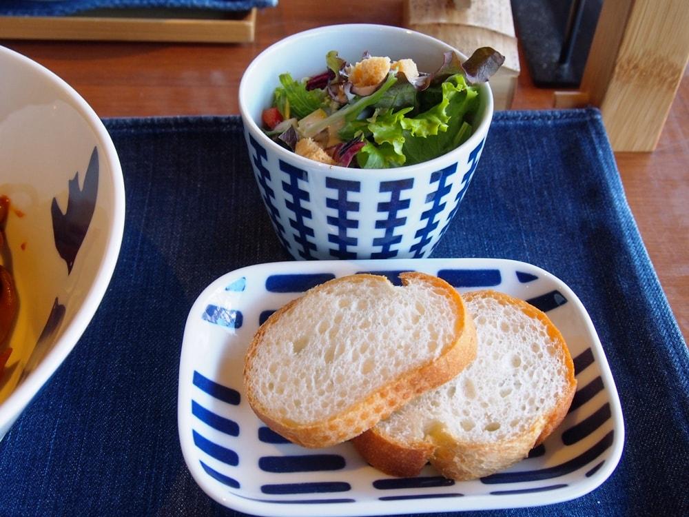 武野屋 モッツァレラとナスのトマトソース