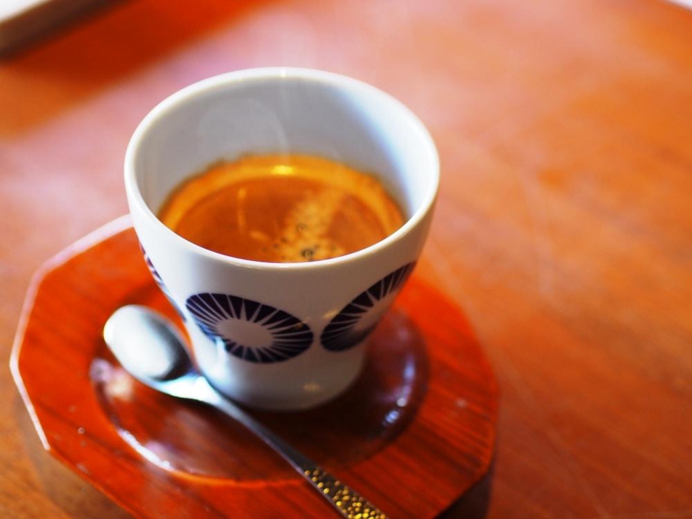 トラットリア武野屋 コーヒー