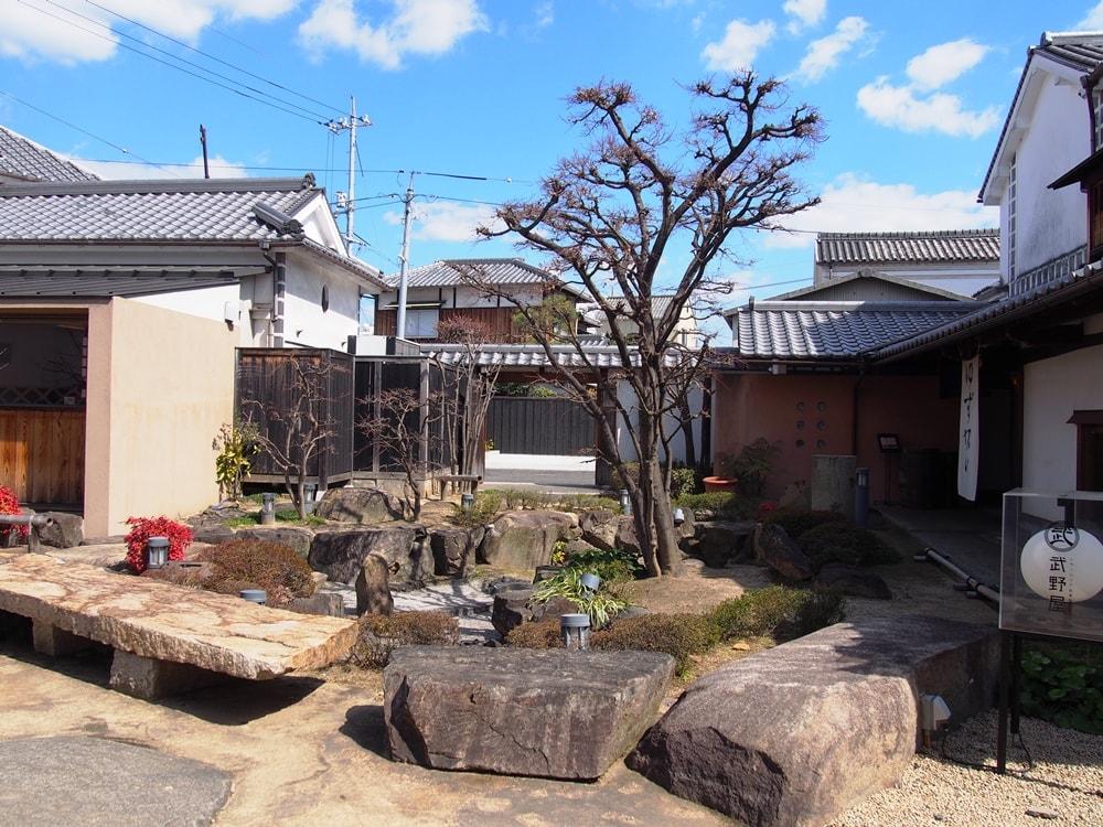武野屋 庭