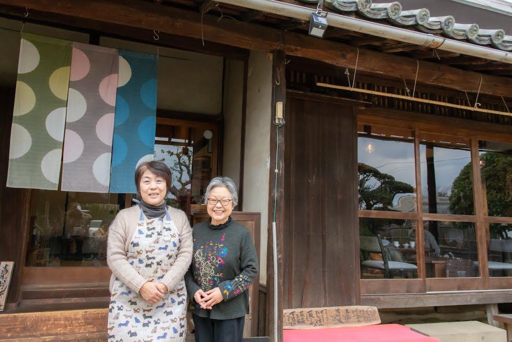 桜花と三宅さん