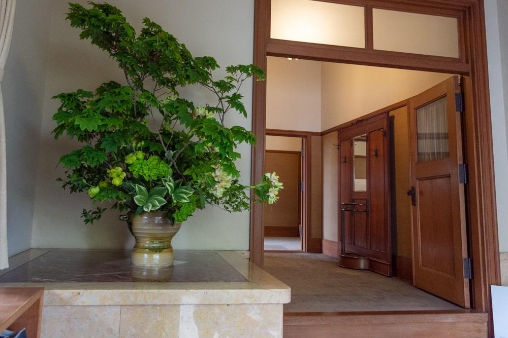 有隣荘特別公開 緑御殿的美緑