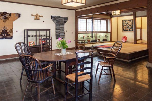 倉敷民藝館 ~ 暮らしの中で使われる、丈夫で美しい古今東西の民藝品