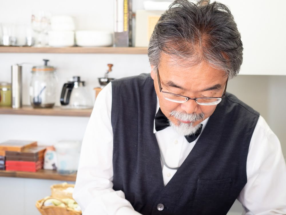 喫茶 心温 オーナー 佐野誠さん2
