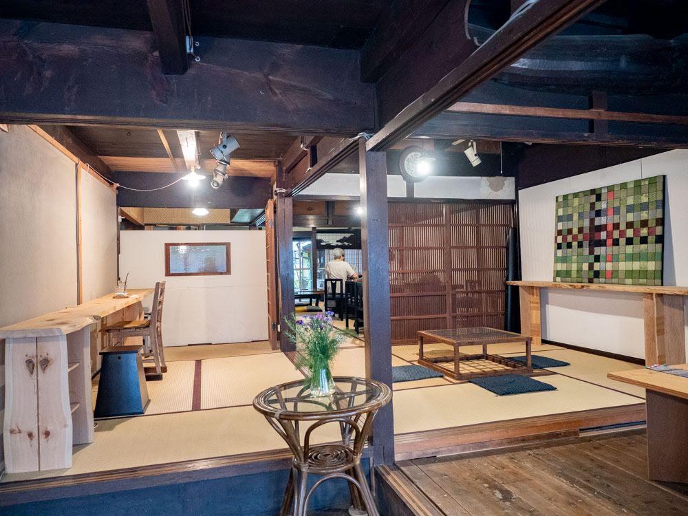つながるカフェ [ 線 -sen- ] ギャラリースペース2