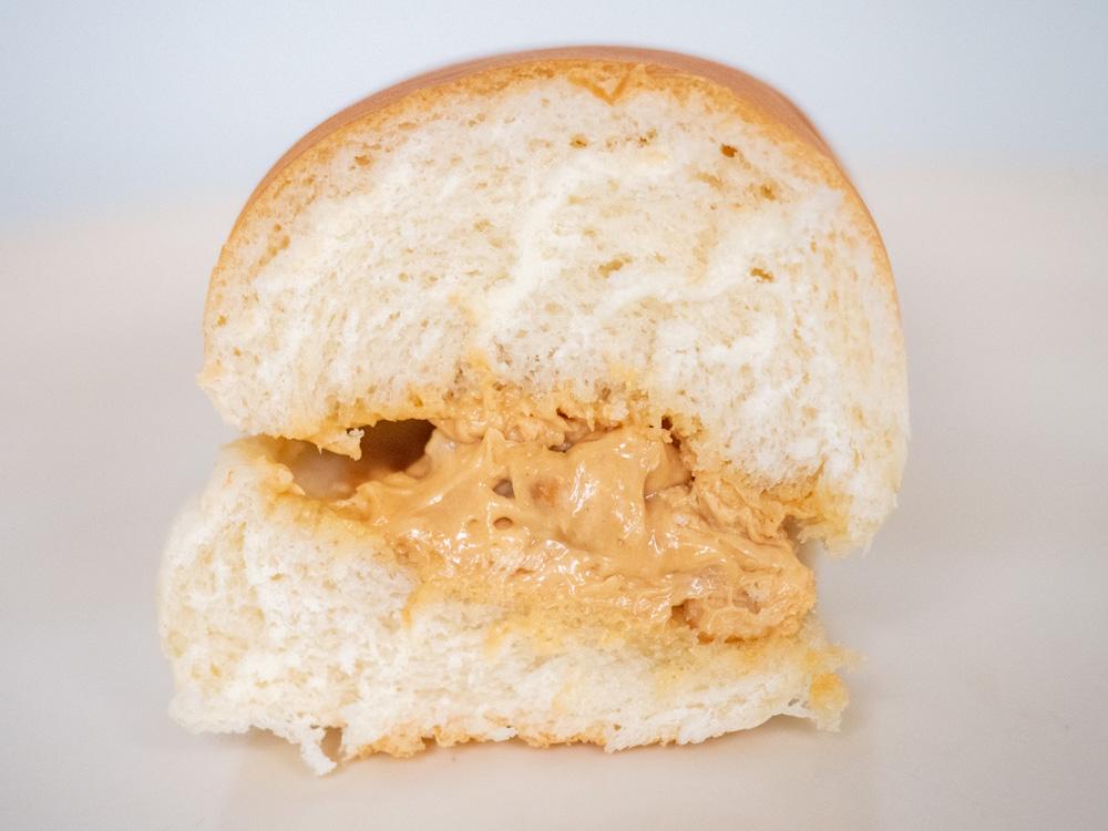 トングウの岡山コッペ(ピーナッツバター)