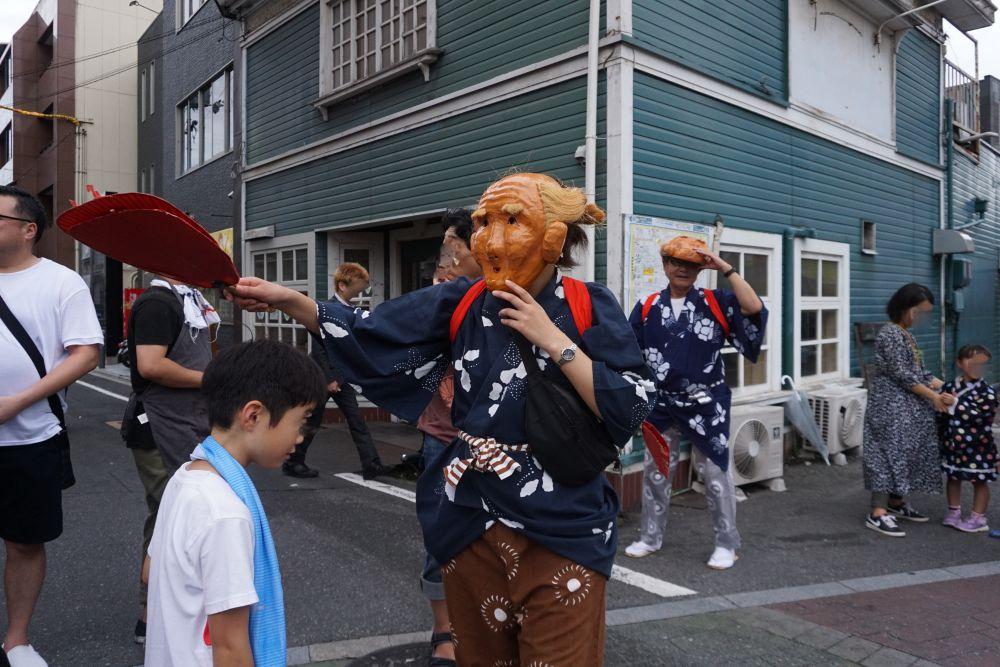 第49回倉敷天領夏祭り 素隠居