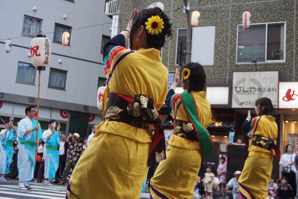 第49回倉敷天領夏祭り
