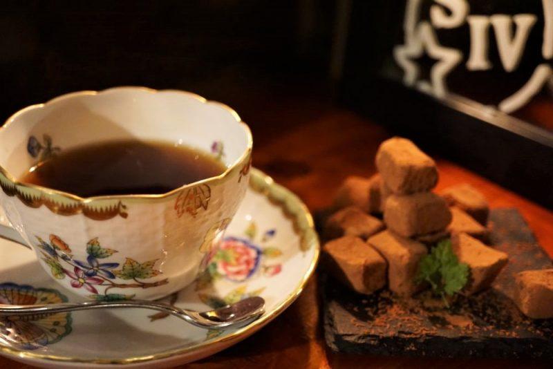 BAR 倉敷 capri 珈琲とチョコレート