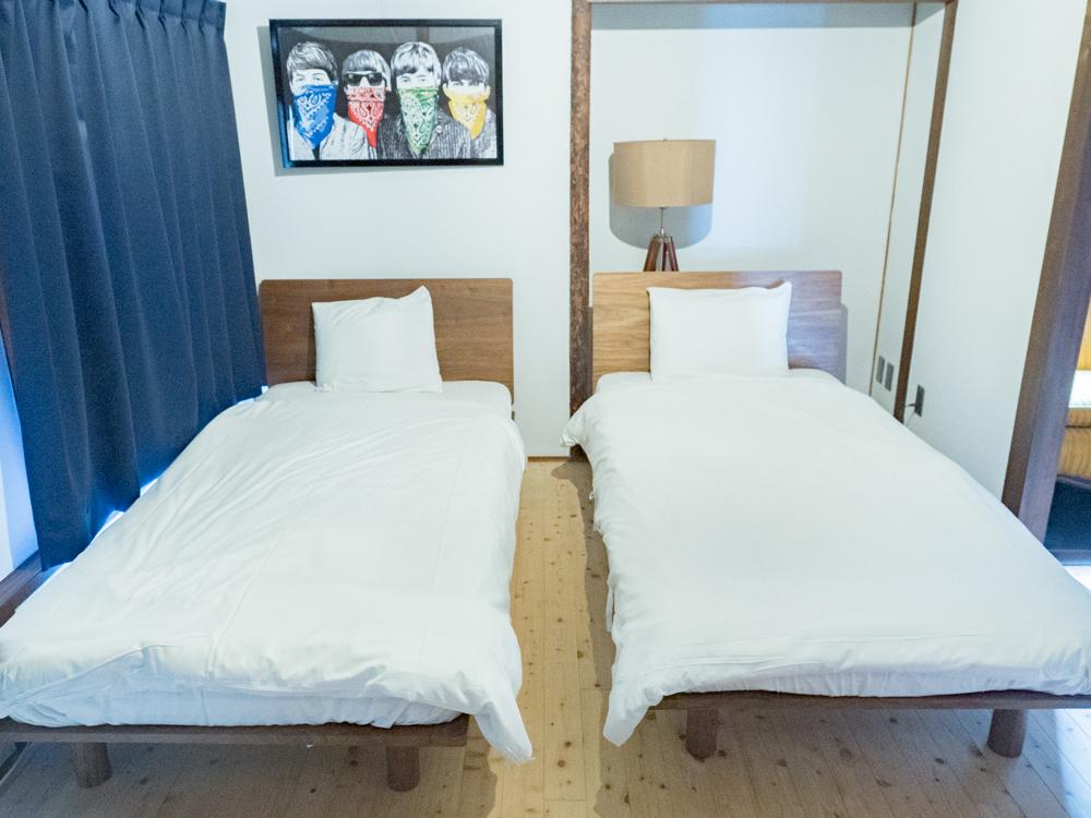 KAG:プライベートルーム(個室)のようす