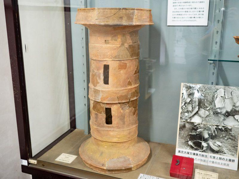 倉敷考古館 〜 江戸期の米蔵に旧石器時代から古代の吉備国の資料を多数展示