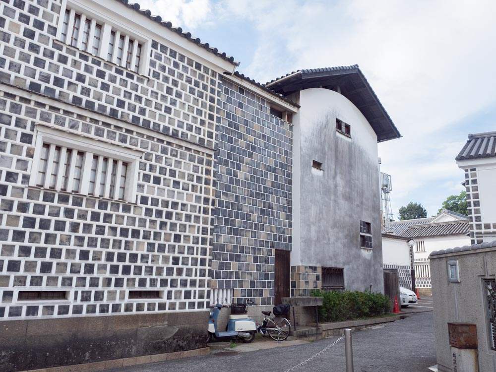 倉敷考古館:外観(建て増し部分)