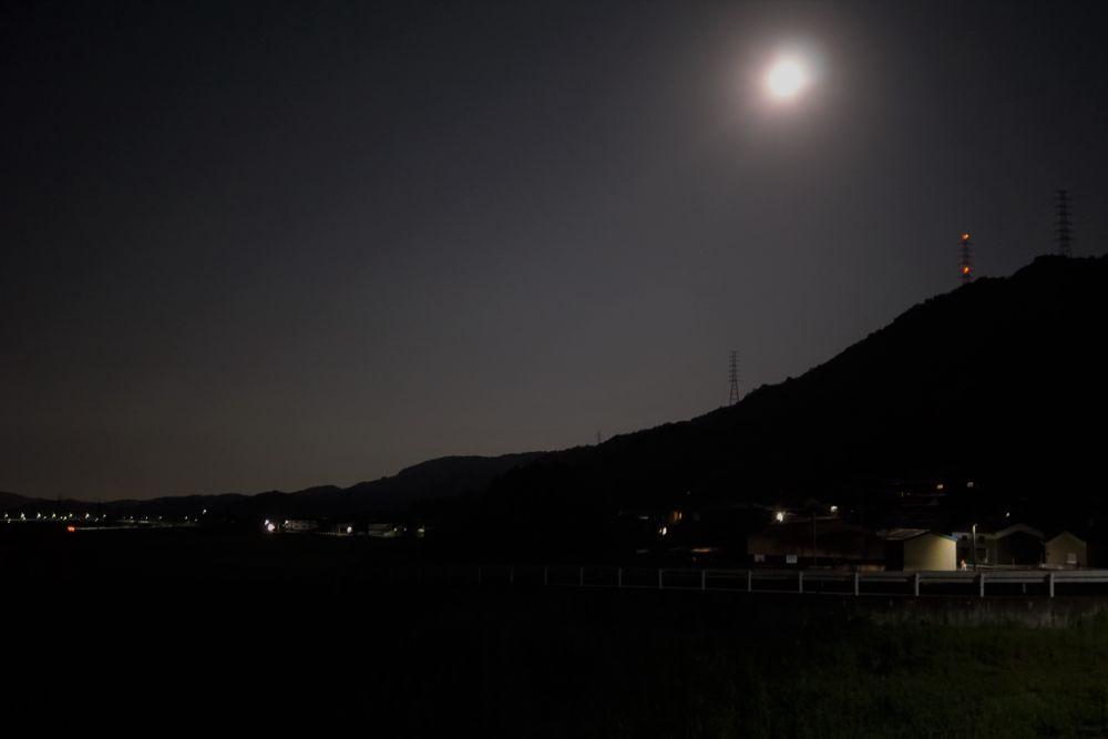 弾琴祭 満月