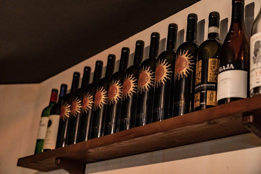 LUCE WINE&TAPAS(ルーチェ ワインアンドタパス) ワインルーチェ