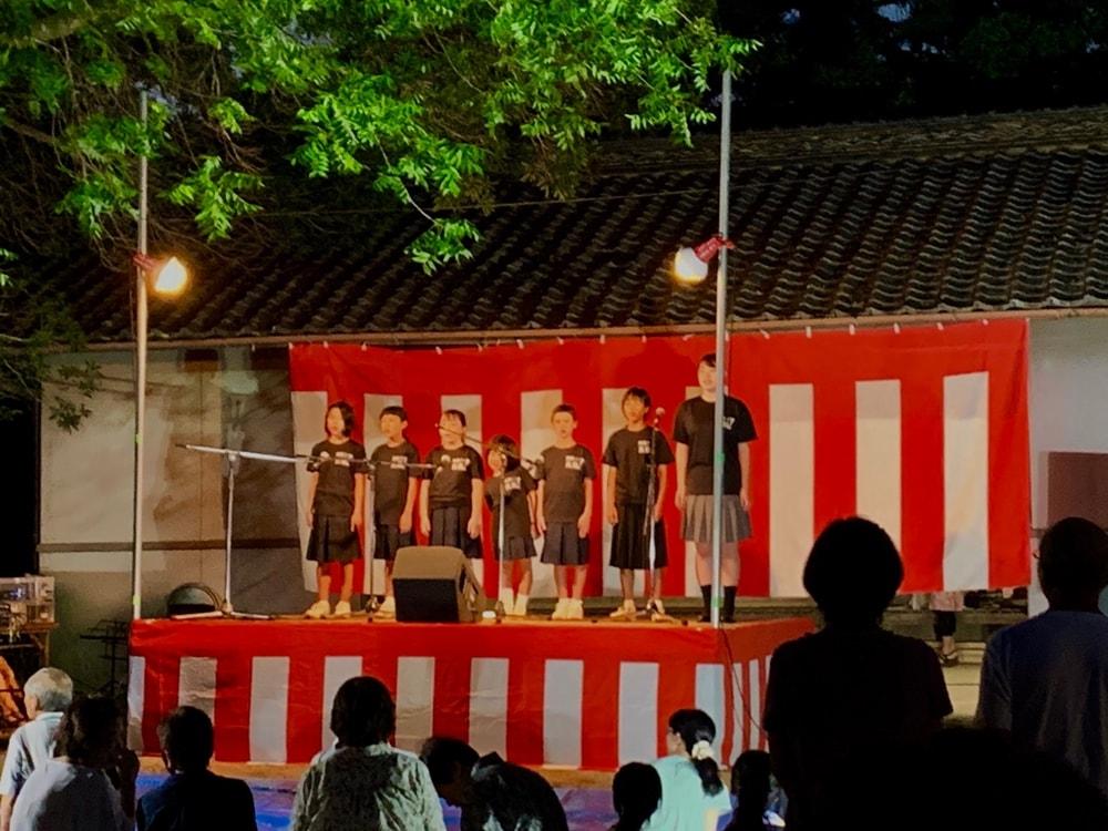 吉備様夏祭り/吉備様復興花火大会(令和元年8月17日開催) ~ 小さな吉備公廟(きびこうびょう)が大きなぬくもりで包まれた夏祭り