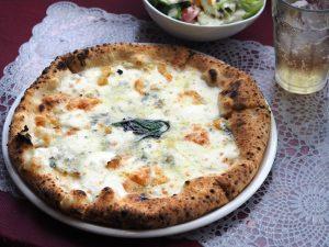 PIZZAドコロNOLA(ピザドコロノーラ) ~ 気軽に美味しく!生地が命の本格ナポリピザ専門店