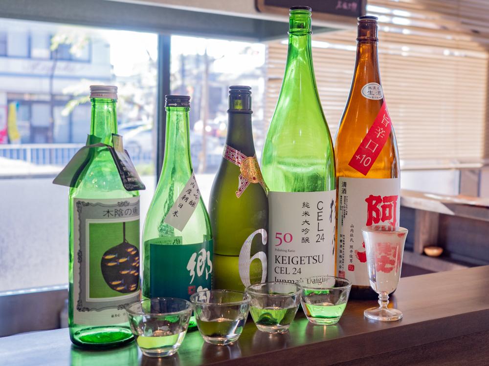 せりべの日本酒