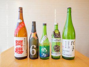 和酒楽食 せりべ 〜 日本酒大好きな店主が選んだ各地の酒を楽しめる!酒に合うおばんざいも魅力