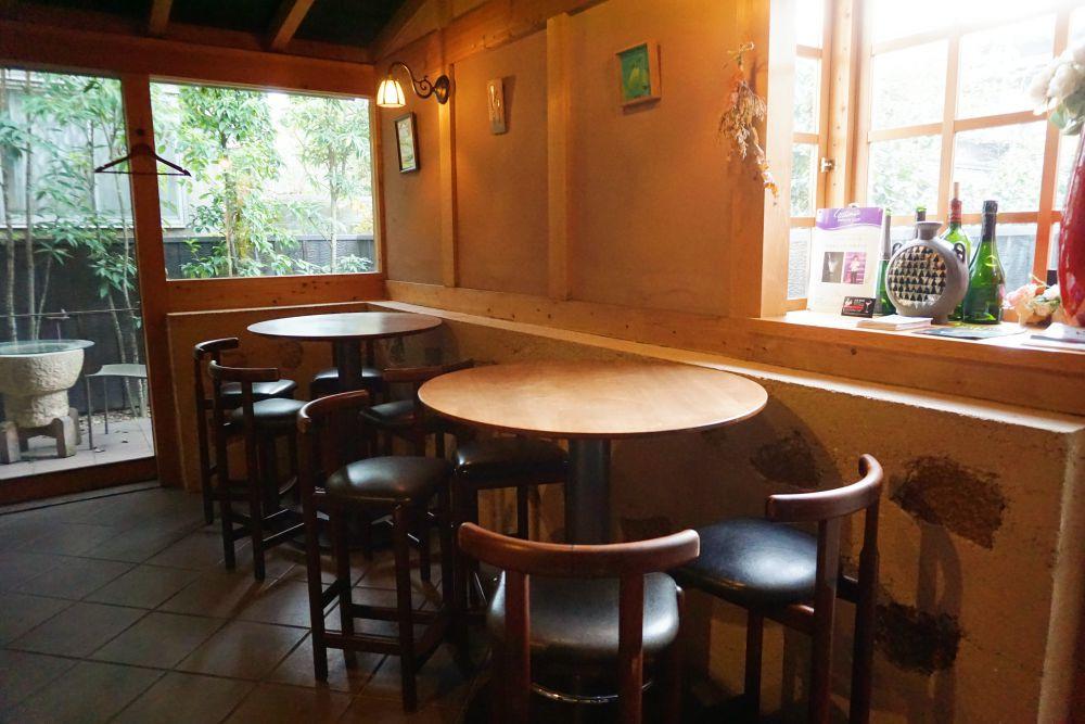 Salon de Ric's(サロン・ド・リックス) テーブル席