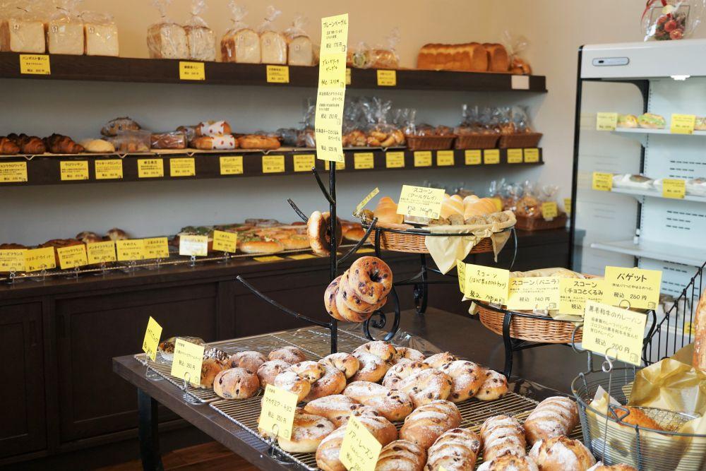 pain porte(パンポルト) ~ 日々をともにするおいしいパンを作り続ける、真備町で営業再開したパン屋さん
