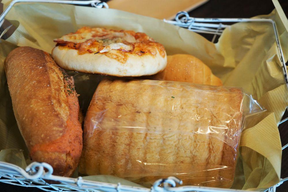 pain porte(パンポルト) 購入したパン