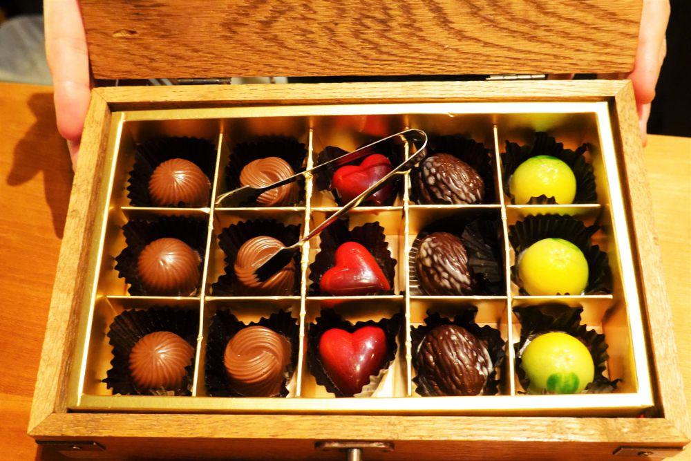 Salon de Ric's(サロン・ド・リックス) バー専用ショコラ