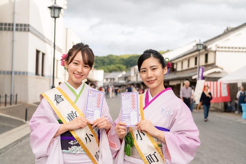 【屏風祭2019】倉敷小町